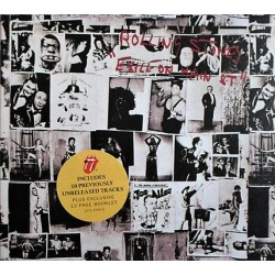The Rolling Stones - Exile On Main St - Double CD Album Digipack - Deluxe Edition