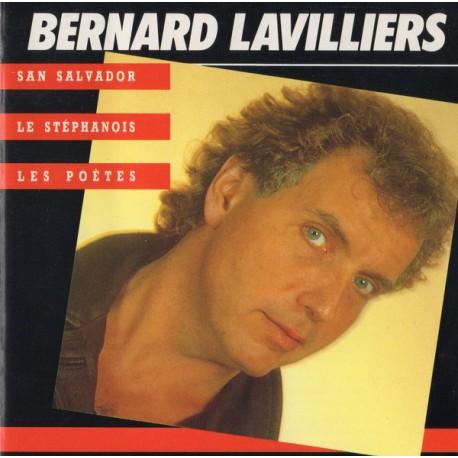Bernard Lavilliers - San Salvador / Le Stéphanois / Les Poètes - CD Album