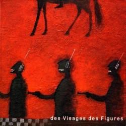 Noir Désir - Des Visages Des Figures - CD Album Digipack - Rock Français
