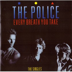 The Police - Every Breath You Take - CD Album - Rock New Wave