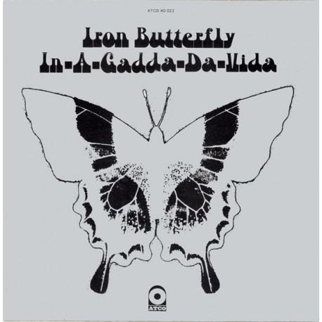 Iron Butterfly - In-A-Gadda-Da-Vida - LP Vinyl Album - Psychedelic Rock