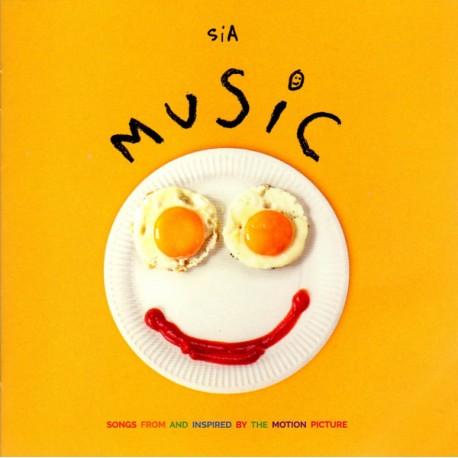 Sia - Music - CD Album - Sounstrack OST - Electro Pop