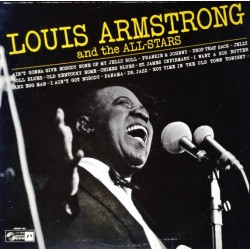 Louis Armstrong And The All-Stars - LP Vinyl Album - Jazz