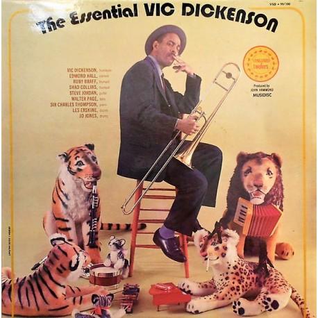 Vic Dickenson - The Essential Vic Dickenson -