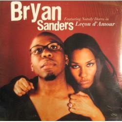Bryan Sanders Featuring Nataly Dorra - Leçon D'amour - Maxi Vinyl 12 inches - RnB Français