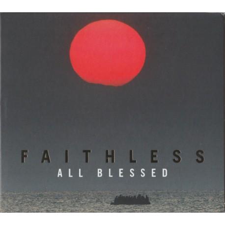 Faithless - All Blessed - CD Album Digipack - Electro Pop