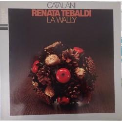 Alfredo Catalani, Renata Tebaldi - La Wally - Boxset Vinyl LP - Romantic Opera