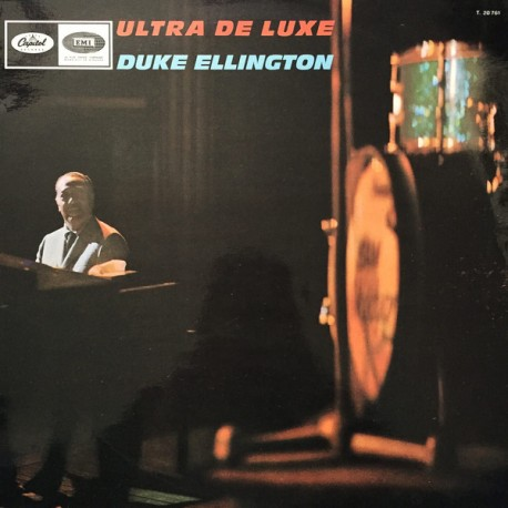 Duke Ellington - Ultra De Luxe - LP Vinyl Album - Jazz Big Band