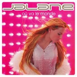 Jalane - Où Va Le Monde - Maxi Vinyl 12 inches Promo - RnB Français