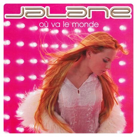 Jalane - Où Va Le Monde - Maxi Vinyl 12 inches Promo - French RnB