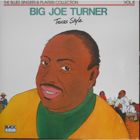 Big Joe Turner – Texas Style - LP Vinyl Album - Blues Rock