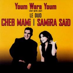 Samira Said & Cheb Mami - Youm Wara Youm - Jour Après Jour - Maxi 12 inches Raï