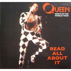 Queen - Read All About It - LP Vinyl Album Coloured - Arena Rock