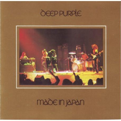 Deep Purple - Made In Japan - CD Album - Hard Rock