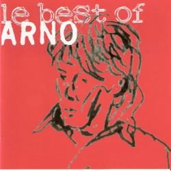 Arno - Le Best Of Arno - CD Album Compilation - Alternative Rock