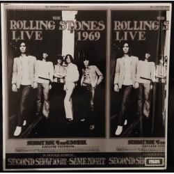The Rolling Stones - Live At The Oakland Coliseum 1969 - LP Vinyl Album -Blues Rock