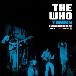 The Who - Tommy Live In Amsterdam 1969 - LP Vinyl Album - Rock Music