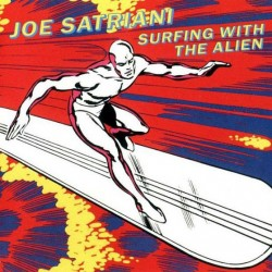 Joe Satriani - Surfing With The Alien - CD Album - Hard Rock