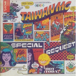 Taiwan MC - Special Request - Double LP Vinyl Album - Electro Dub