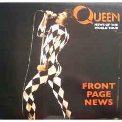 Queen - Front Page News - LP Vinyl Album Coloured - Arena Rock