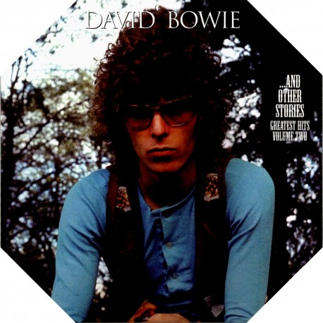 Davie Jones (David Bowie) – ...And Other Stories 2 - LP Vinyl Album Coloured - Glam Rock