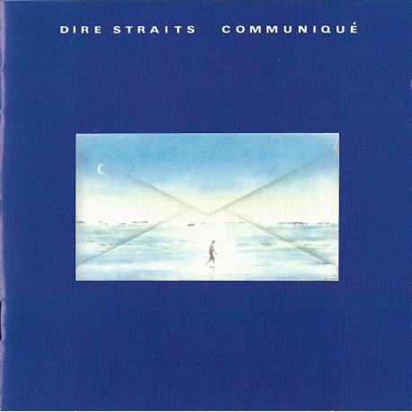 Dire Straits - Communiqué - CD Album - Rock Music