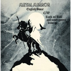 Metal Mirror - English Booze - Vinyl 7 inches - Heavy Metal - RSD 2020