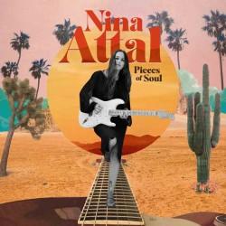 Nina Attal - Pieces Of Soul - LP Vinyl Album Coloured - Blues Rock