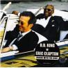 B.B. King & Eric Clapton - Riding With The King - CD Album - Blues Rock