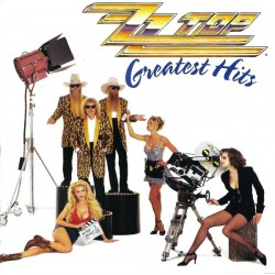 ZZ Top - Greatest Hits - CD Album - Blues Rock