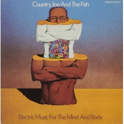 Country Joe & The Fish - Electric Music For The Mind And Body - LP Vinyl Album - Psychedelic Rock