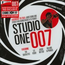 Studio One 007 - Licensed To Ska - Boxset Vinyl 7 inches -Reggae Ska- RSD 2020