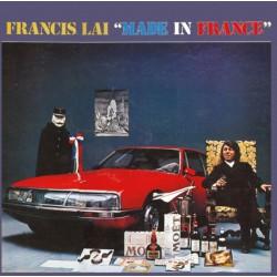 Francis Lai - Made In France - LP Vinyl Album Coloured - Jazz Pop - RSD 2020