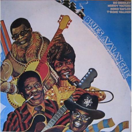 Blues Avalanche - Live At Montreux Jazz Festival - Double LP Vinyl