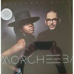 Morcheeba - Blackest Blue - Exclusive Coloured White - LP Vinyl Album - Trip Hop