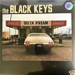 The Black Keys - Delta Kream - Double LP Vinyl Album Coloured - Indie Rock Blues