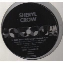 Sheryl Crow – Run Baby Run - Maxi Vinyl Monoface Promo