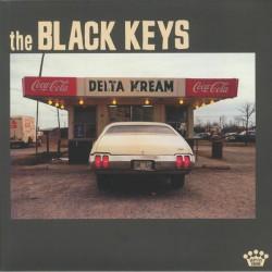 The Black Keys - Delta Kream - Double LP Vinyl Album Black Edition - Indie Rock Blues