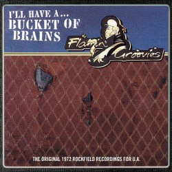 The Flamin' Groovies - Bucket of Brains - Vinyl 10 inches - RSD 2021 - Garage Punk - Disquaire Day