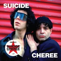 Suicide - Cheree - Maxi Vinyl Coloured - RSD 2021 - Garage Punk - Disquaire Day