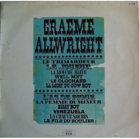 Graeme Allwright – Graeme Allwright - LP Vinyl