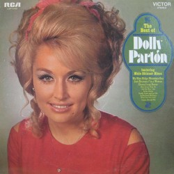 Dolly Parton ‎– The Best Of Dolly Parton - LP Vinyl