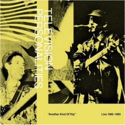 Television Personalities - Another Kind of Trip - LP Vinyl Album - RSD 2021 - Garage Punk - Disqiare Day