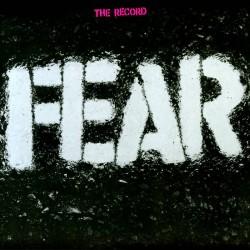 Fear - The Record - LP Vinyl Album + 7 inches- RSD 2021 - Punk - Disquaire Day