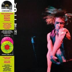 Iggy Pop - Live At The Channel Boston - RSD 2021 - Garage Punk - Double LP Vinyl Album - Disquaire Day