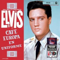 Elvis Presley - Café Europa en Uniforme - Double LP Vinyl Album- RSD 2021 - Rock'N Roll - Disquaire Day
