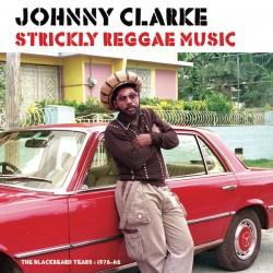 Johnny Clarke - Strickly Reggae Music - LP Vinyl Album - Reggae Music - RSD 2020