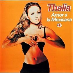 Thalia - Amor A La Mexicana - Maxi Vinyl 12 inches - Latin Pop - Promo