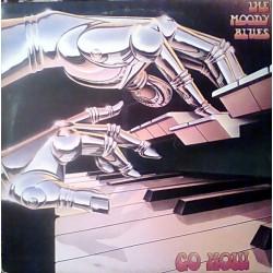 The Moody Blues - Go Now - LP Vinyl Album - Psychedelic Rock