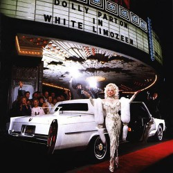 Dolly Parton ‎– White Limozeen - LP Vinyl